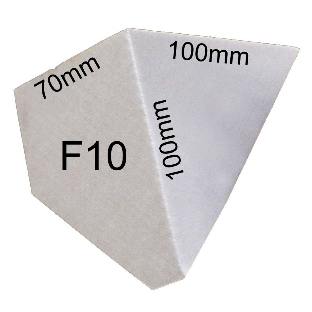 Cardboard Picture Frame Corner Protectors Adjustable (F10)  70mm x 100mm x 100mm
